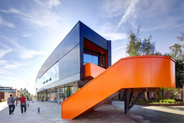 EDGE HILL UNIVERSITY – THE HUB